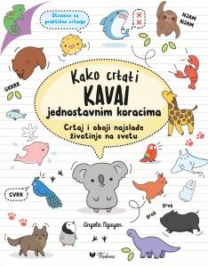 Kako crtati Kavai jednostavnim koracima