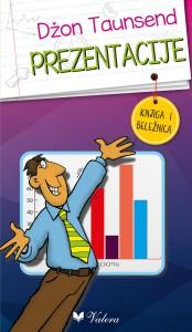 Prezentacije - knjiga i beležnica