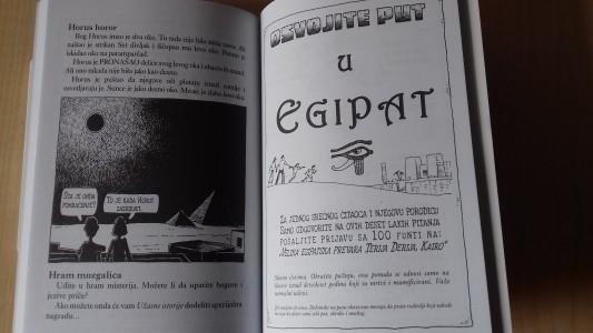 Uzasi Istorije Jezivi Egipcani
