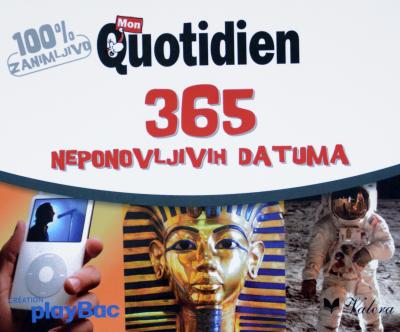 365 Neponovljivih Datuma