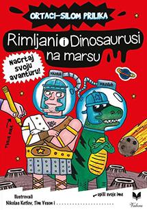 Rimljani i Dinosaurusi na Marsu